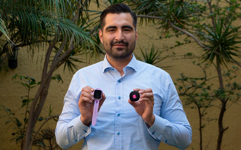 Julio Magaña: emprendedor desde pequeño