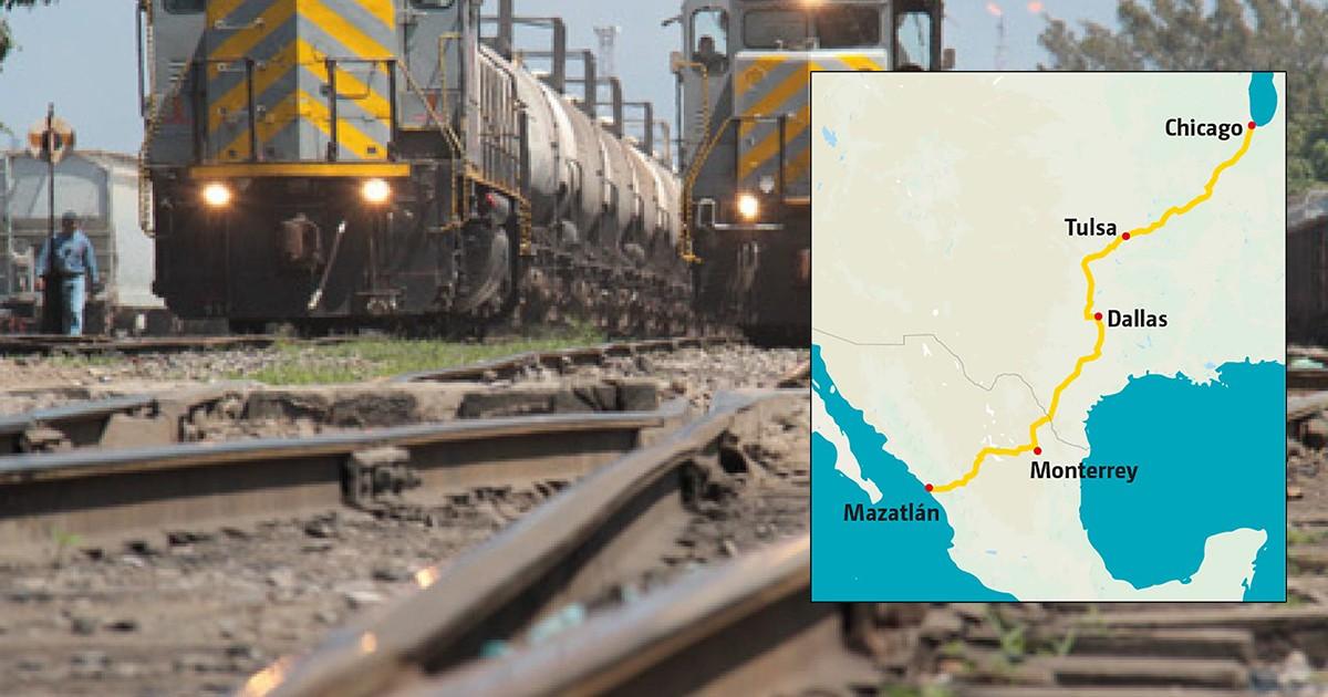 Planean corredor T-MEC que incluiría Monterrey